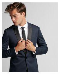 Express - Blue Extra Slim for Men - Lyst