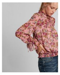 Express - Multicolor Rose - Lyst