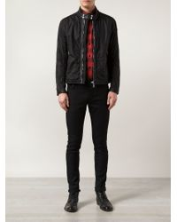 Moncler | Black 'daquin' Jacket for Men | Lyst