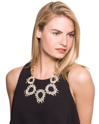 BaubleBar | Metallic Fairy Ring Collar | Lyst