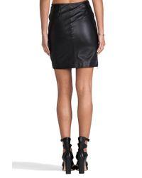 Muubaa   Dani Pencil Skirt in Black   Lyst