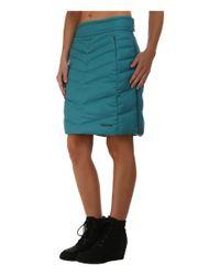 Marmot | Blue Banff Insulated Skirt | Lyst