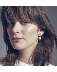 Jenny Bird | Metallic Nova Backdrop Earrings | Lyst