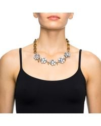 Lulu Frost - Metallic Lana Necklace - Lyst