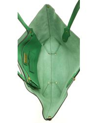 Annabel Ingall - Green Small Isabella Tote - Honey - Lyst