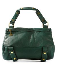Golden Lane - Green Mini Tote Bag - Lyst