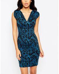 Vesper - Black Temperence Dress - Lyst