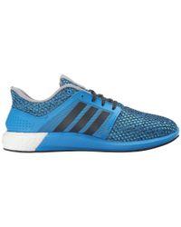 Adidas | Blue Solar Boost for Men | Lyst