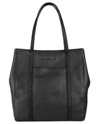Cole Haan | Black Nickson North South Tote | Lyst