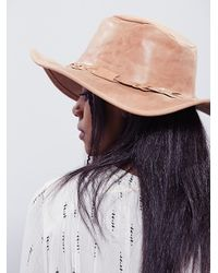 Free People | Brown Lack Of Colour Womens Journey Leather Rancher | Lyst