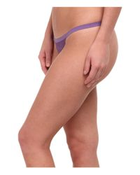 Cosabella | Purple Never Say Never Skimpie G-string | Lyst