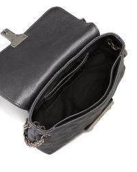 Marc Jacobs Black Baroque Small Single Shoulder Bag