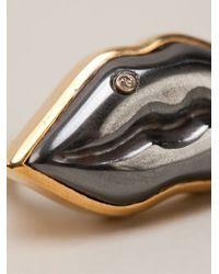 Kelly Wearstler | Metallic 'bayliss' Ring | Lyst