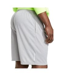 Ralph Lauren - Gray Jersey Athletic Short for Men - Lyst