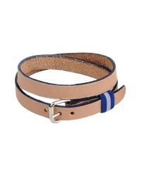 Gilbert Gilbert - Blue Bracelet for Men - Lyst