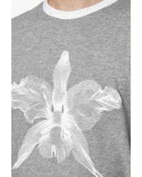 French Connection | Gray Block Sport Lily Tee for Men | Lyst