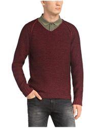 BOSS Orange | Brown Cotton Sweater 'argus' for Men | Lyst