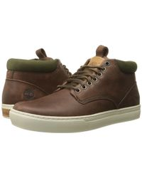 Timberland | Brown Adventure 2.0 Cupsole Chukka for Men | Lyst