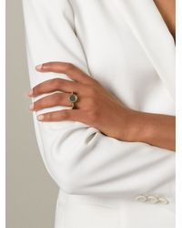 Bjorg | Natural The Simulacra Mirror Ring | Lyst