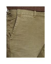 Polo Ralph Lauren - Green Straight-fit Canvas Pant for Men - Lyst
