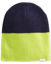 Neff | Green Duo Beanie for Men | Lyst