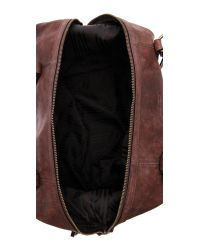 Frye - Brown Logan Overnight Bag - Lyst
