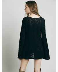 Free People - Black Fp Beach Womens Future Icon Tunic - Lyst