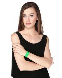 Chanael K - Green Bracelet - Lyst