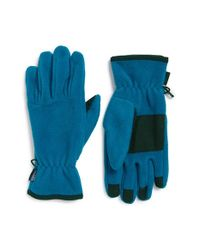 Patagonia | Blue Synchilla Fleece Gloves for Men | Lyst