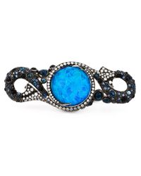 Stephen Webster | Blue 'crystal Haze' Long Ring | Lyst