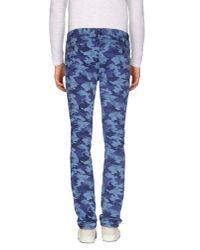 Hilfiger Denim - Blue Casual Trouser for Men - Lyst