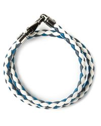 Tod's | Blue My Colours Bracelet for Men | Lyst
