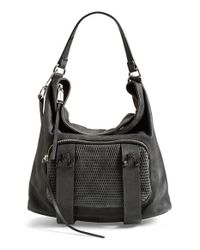 She + Lo - Black 'Next Chapter' Hobo - Lyst