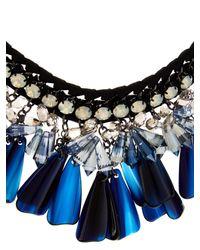 Weekend by Maxmara - Blue Canasta Necklace - Lyst