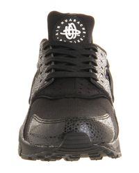 Nike Black Air Max Tavas Low-Top Sneakers for men