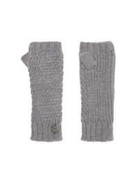 Vince Camuto | Gray Ribbed Arm Warmer | Lyst