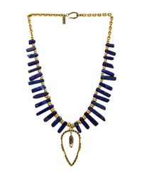 Vanessa Mooney | Metallic The Lady Love Necklace | Lyst