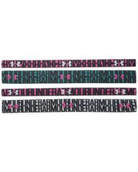 Under Armour | Pink Graphic Elastic 4-pack | Lyst