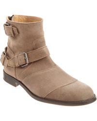 Belstaff | Brown Trialmaster Short Boot for Men | Lyst
