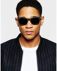 Esprit Square Sunglasses - Black for men