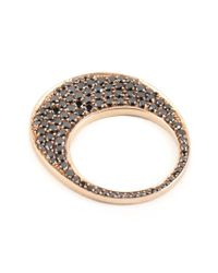 Hoorsenbuhs - Pink 'chip' Diamond Ring - Lyst