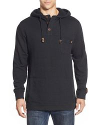 Billabong | Gray 'rasta' Hoodie for Men | Lyst