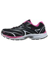 Ryka Strata Walk (black/meteorite/ Pink/white) Shoes