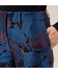 Hobbs | Blue Efa Trouser | Lyst