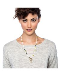 Lulu Frost - Multicolor *new* Lf X Hwtf Custom Traveler Necklace - Lyst