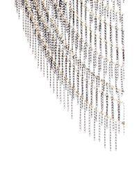 BCBGMAXAZRIA | Metallic Chain Fringe Body Chain | Lyst