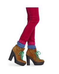 Polo Ralph Lauren | Multicolor Helene Boot | Lyst