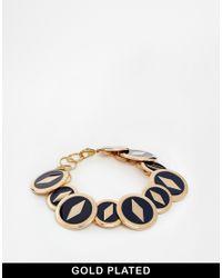 Sam Ubhi - Multicolor Coin Bracelet - Lyst