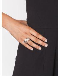 Louis Vuitton - Pink Resin Ring - Lyst