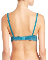 Cosabella - Blue Dolce Soft Bra - Lyst